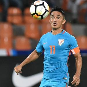 I had a dream but never dreamt of playing 100 matches for India: Chhetri