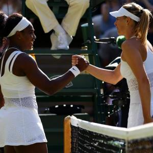 Serena and Sharapova ready to sharpen the edge