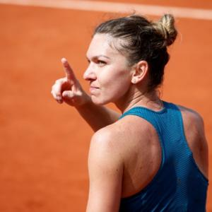 How Halep raced into French Open semis