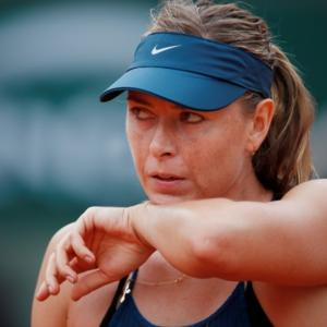 Sharapova hits back at Serena