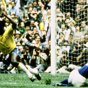 PIX: 20 Classic Moments from the FIFA World Cup