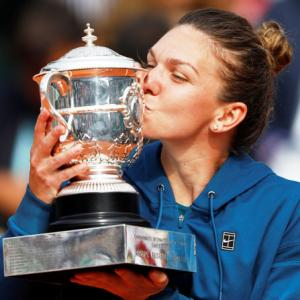 Halep fights back to finally clinch French Open crown