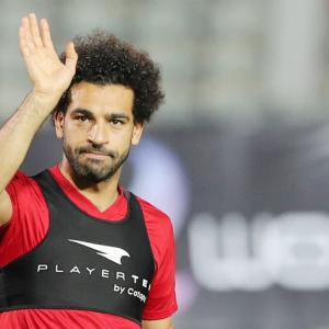 Egypt's Salah still doubtful for FIFA World Cup opener against Uruguay