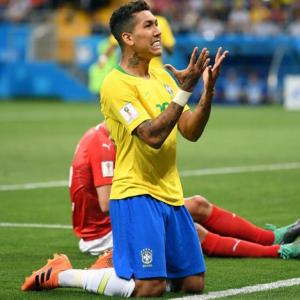 What went wrong for Brazil against Switzerland