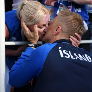 No sex ban for Iceland soccer team, as long as it's with the wives