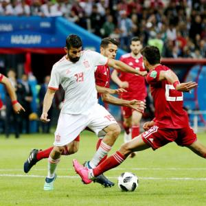 WC: When Spain breached stubborn Persian wall to bag three points