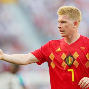World Cup: De Bruyne set for starring role in Belgian midfield