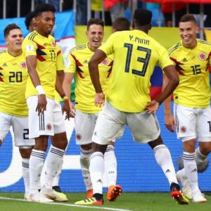 Colombia ready for 'full-on, to-the-death' England match