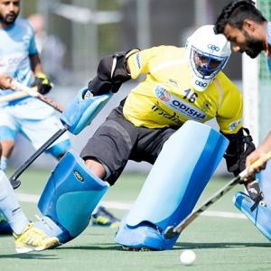 India set up Champions Trophy final with Australia after draw with Dutch