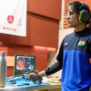 Manu Bhaker seeks to continue golden run in Asiad, Worlds