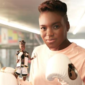 PHOTOS: Meet the first ever 'Boxer Barbie'!