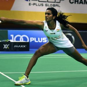 I have been working on my mental game: Sindhu