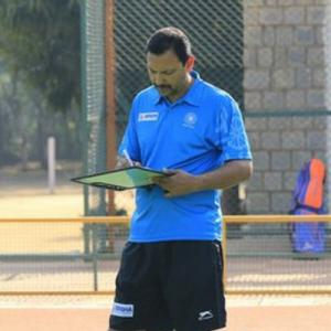Not enough time with Harendra to change team's fortunes: Joaquim