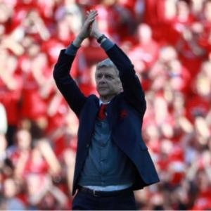 EPL: Arsenal mark Wenger's final home game with win
