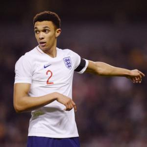 Alexander-Arnold named in England World Cup squad