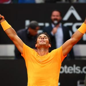 Nadal back at number one ahead of bid for 11th French Open crown