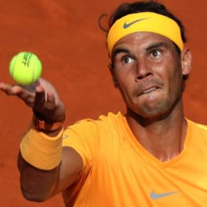Can anyone challenge Rafael Nadal on clay?