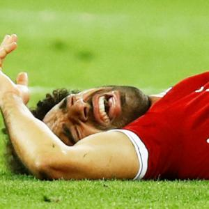 Confirmed: Egypt's Salah out for up to four weeks