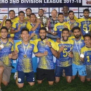 A beautiful game, a beautiful story: Real Kashmir FC to train at Dortmund