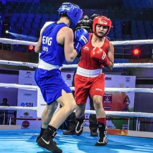 Boxing Worlds: Indian's stupendous run continues, eight in quarters