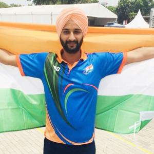 Asiad Para Games: Gold for archer Harvinder