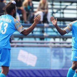 Sultan of Johor Cup: India beat Australia, seal semifinal spot