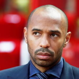 Arsenal legend Henry named head coach of French club Monaco
