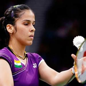 Saina, Srikanth in second round at French Open