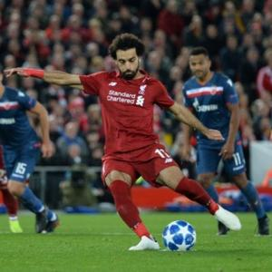 Champions League PIX: Liverpool whip Red Star, Barca sink Inter
