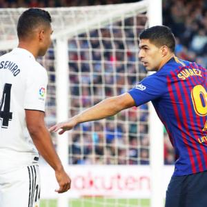 El Clasico: Players to blame for Real Madrid disaster, says Casemiro