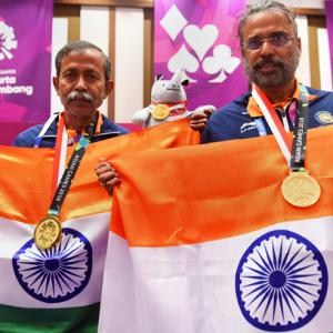 Asian Games: Pranab-Shibhnath win bridge gold for India