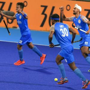 Asian Games: India down Pakistan to claim hockey bronze