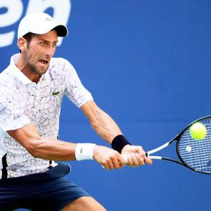 US Open PIX: Keys, Nishikori advance to quarters
