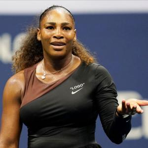 Path clear for Serena to win record 24th Grand Slam?