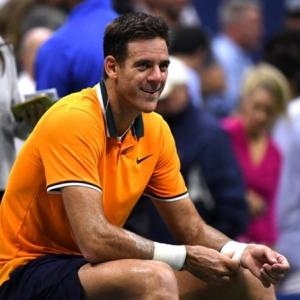 After nearly quitting, 'everything is almost perfect' for Del Potro