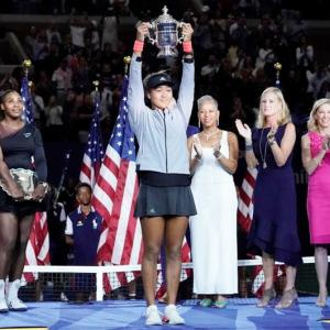 Osaka shocks Serena in dramatic final for US Open crown