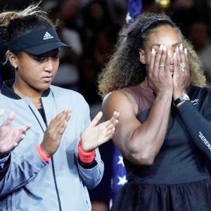 PHOTOS: Osaka's Grand Slam dream proves a nightmare for Serena