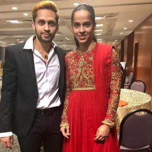'Saina drew inspiration from her relationship with Kashyap'