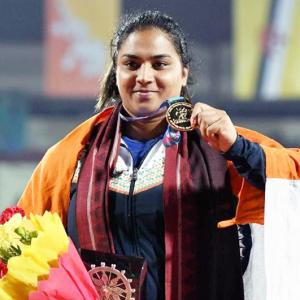 Shot putter Manpreet Kaur gets 4-year ban for doping
