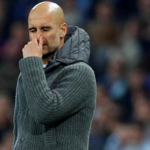 After CL drama, City face Spurs again with title pressure