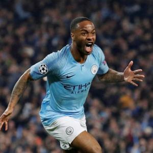 Extras: Sterling honoured with award for fighting racism