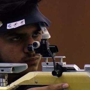 Sports Shorts: Divyansh bags Olympic quota in shooting