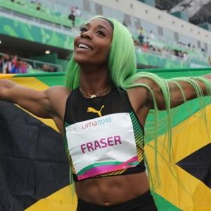 SHORTS: Fraser-Pryce sinks 40-yr-old Pan Am Games mark