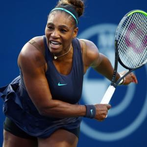 Rogers Cup: Serena in final; Medvedev to battle Nadal
