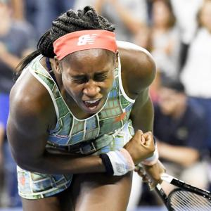 Teen sensation Gauff continues dream run