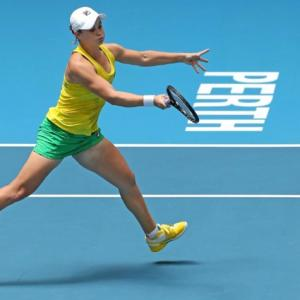 World No1 Barty hopes 2020 will be golden year