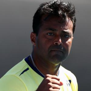 Tennis great Paes announces retirement in 2020