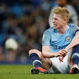 How EPL World Cup stars are suffering with injuries...
