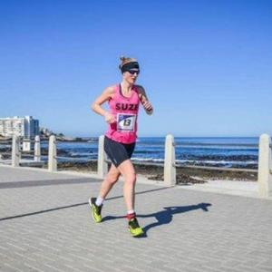 This woman conquered 7 marathons, in 7 days, over 7 continents