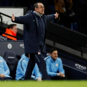 Chelsea boss reacts to their 6-0 drubbing by City